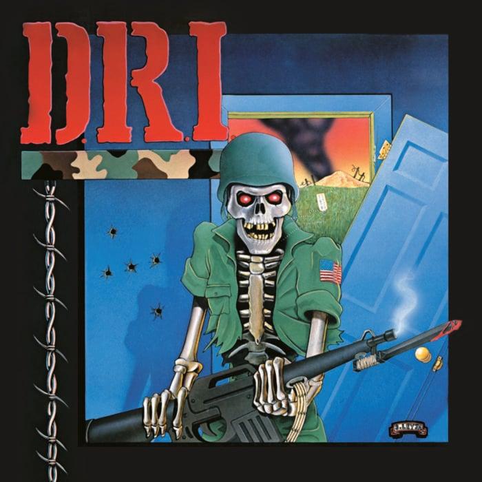 """D.R.I. """"Dirty Rotten CD"""" CD"""