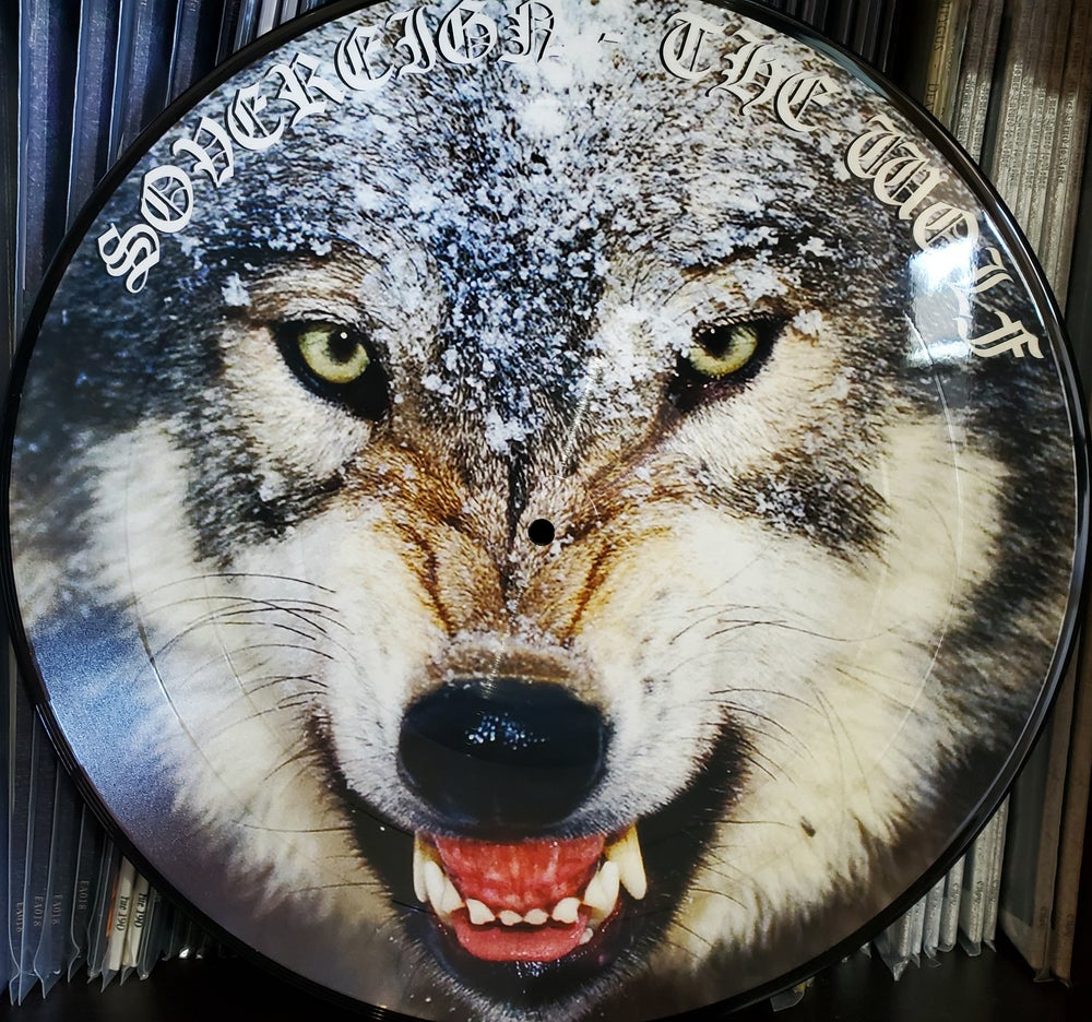 Image of Sovereign - The Wolf Pic LP