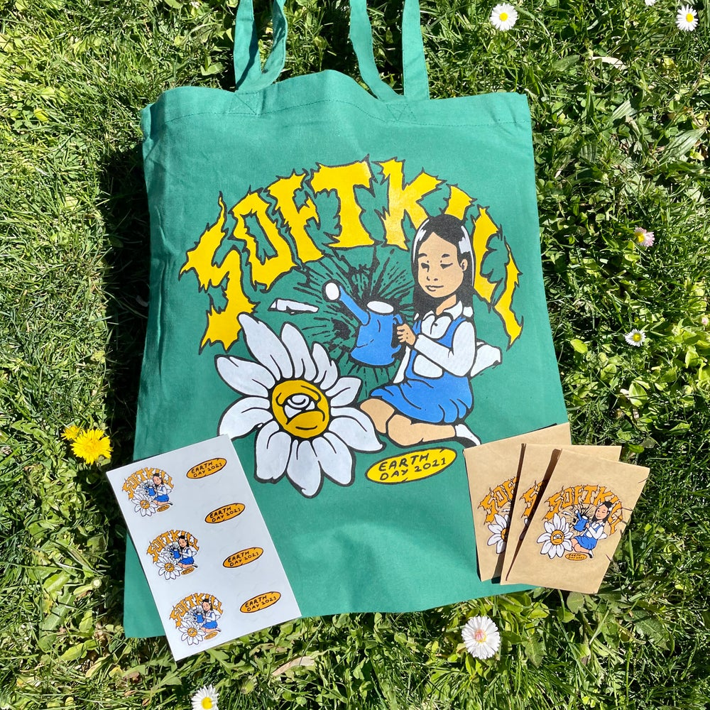 """""""Earth Day"""" Tote Bag Pack"""