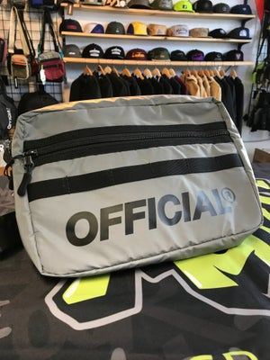 Official RFLCTIV Reflective Chest Bag