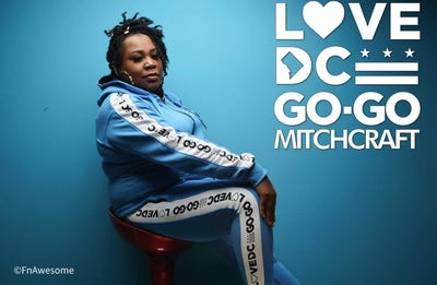 Image of LOVEDCGOGO - CB Blues Track Pant