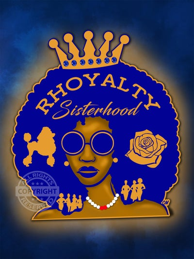 Image of SGRho Rhoyalty Cutting Board