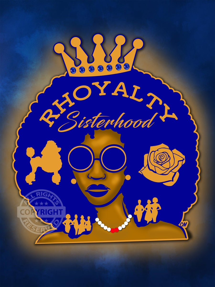 Image of SGRho Rhoyalty Cutting Board