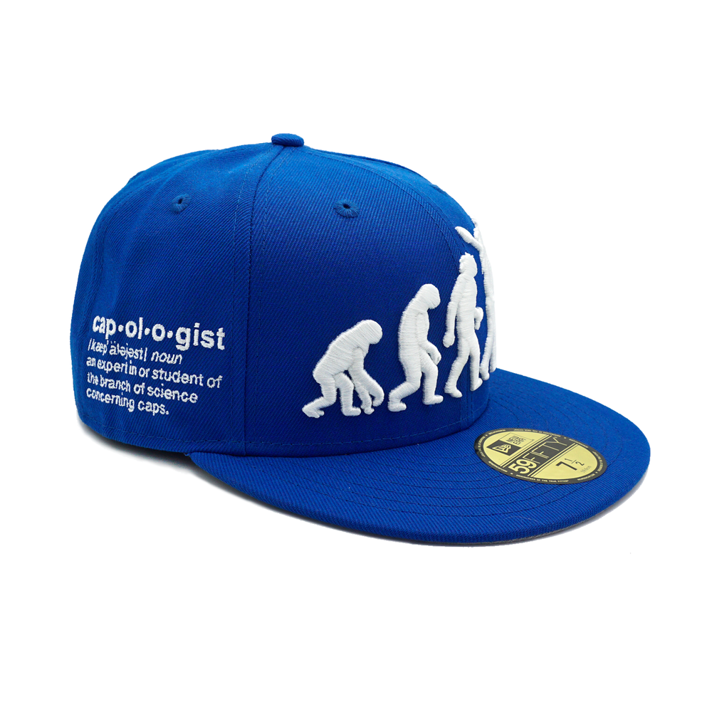 Evolution of a Cap Collector 59FIFTY