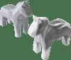 Concrete Shylo Pony