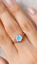 [25% OFF] Skcai - Moonstone Ring