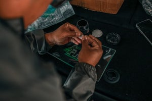 Image of Rolling Tray