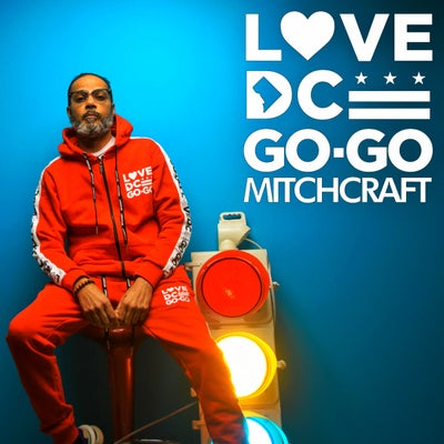 Image of LOVEDCGOGO - Helicopter Red Track Pant