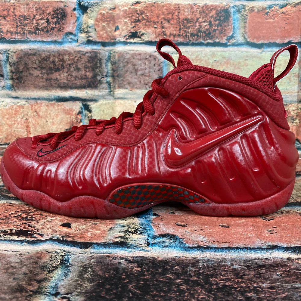Image of AIR FOAMPOSITE PRO 'GYM RED'