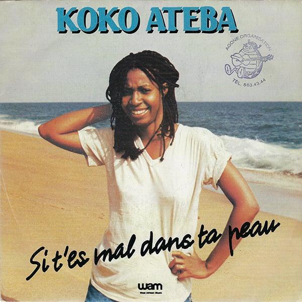 Koko Ateba - Si T'Es Mal Dans Ta Peau (West African Music - 1982)