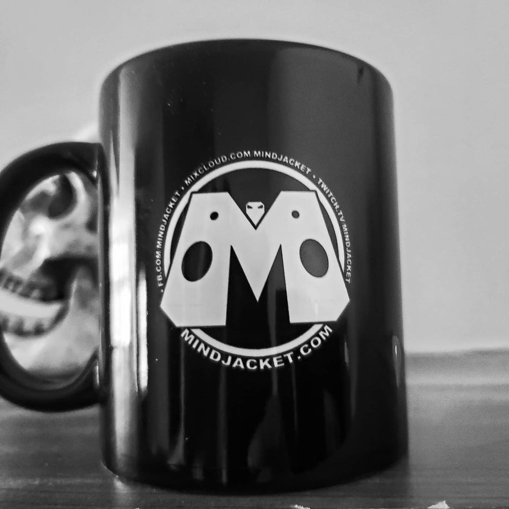 "Image of ""Mortal Thoughts"" Mug (Skella Art)"