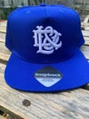 Emblem Snapback Royal Blue