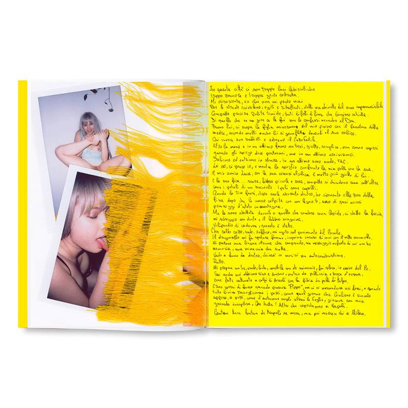 Luca Matarazzo - COMPOSITION BOOKS (SIGNED)