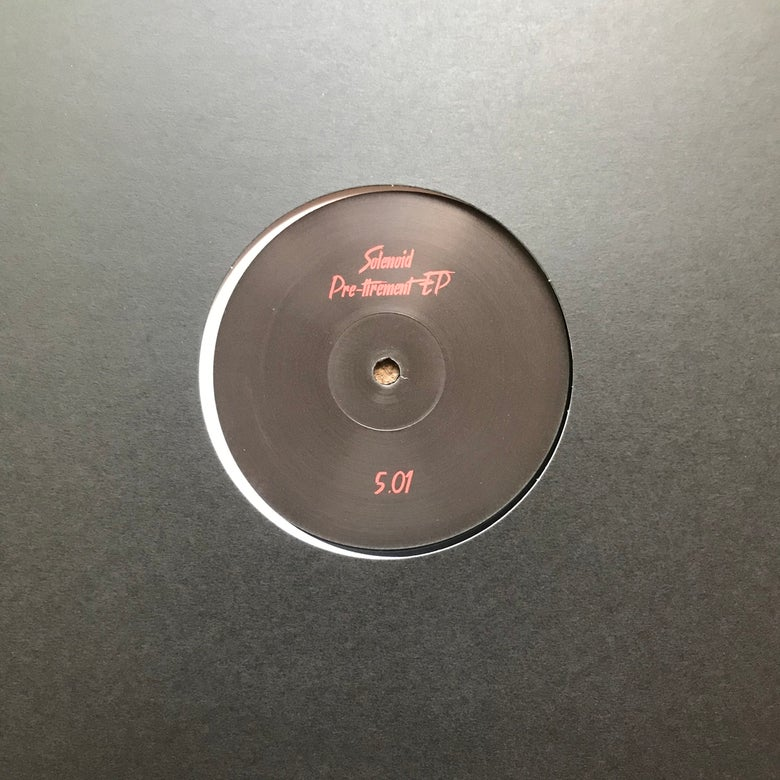 Image of Solenoid – Pre-tirement 12""