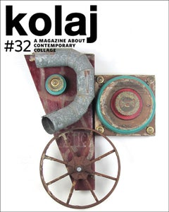 Image of CURRENT ISSUE-Kolaj 32