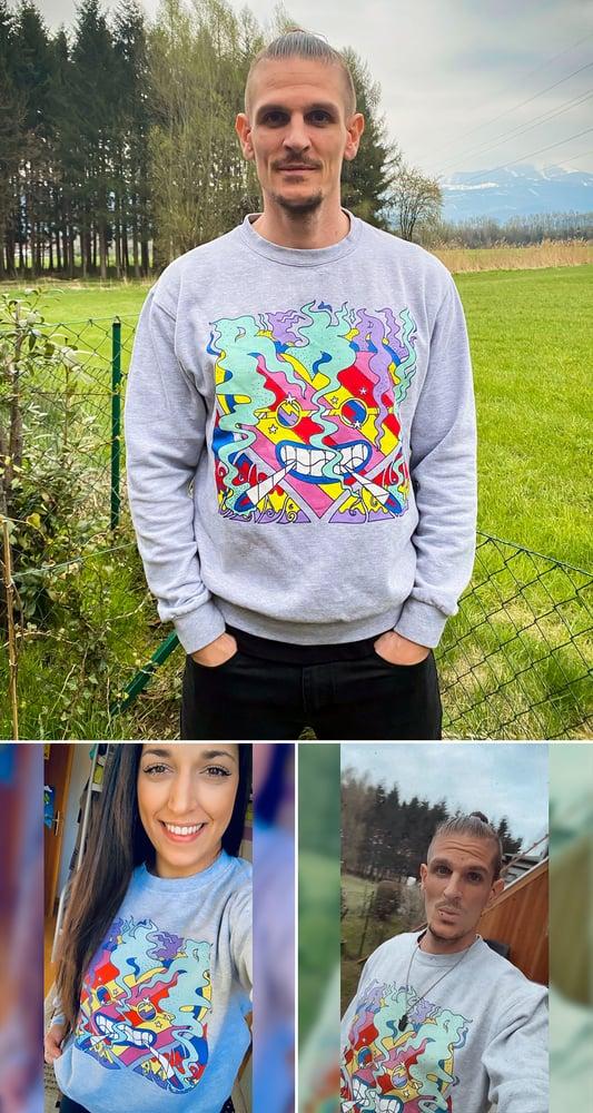 Image of Ganja Love Sweater