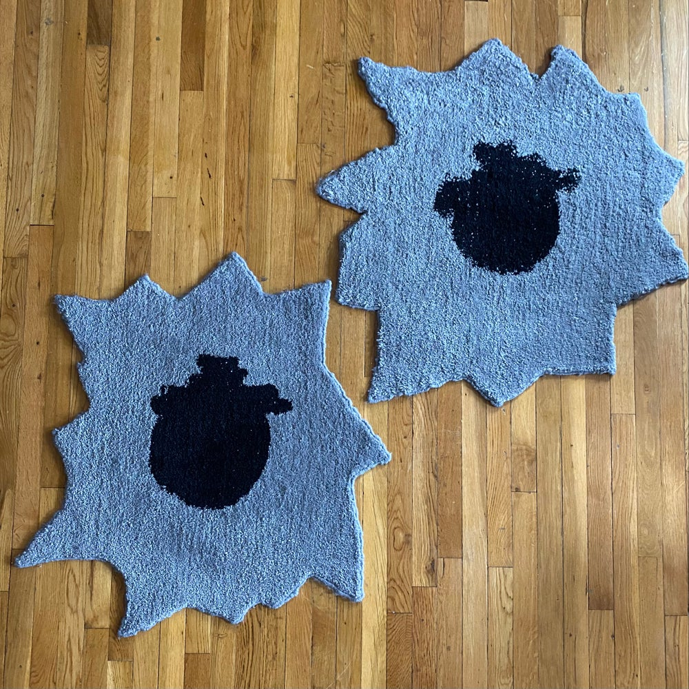 Image of Bullet Hole Rugs