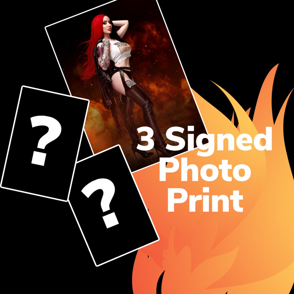 Image of 3 print mystery bundle