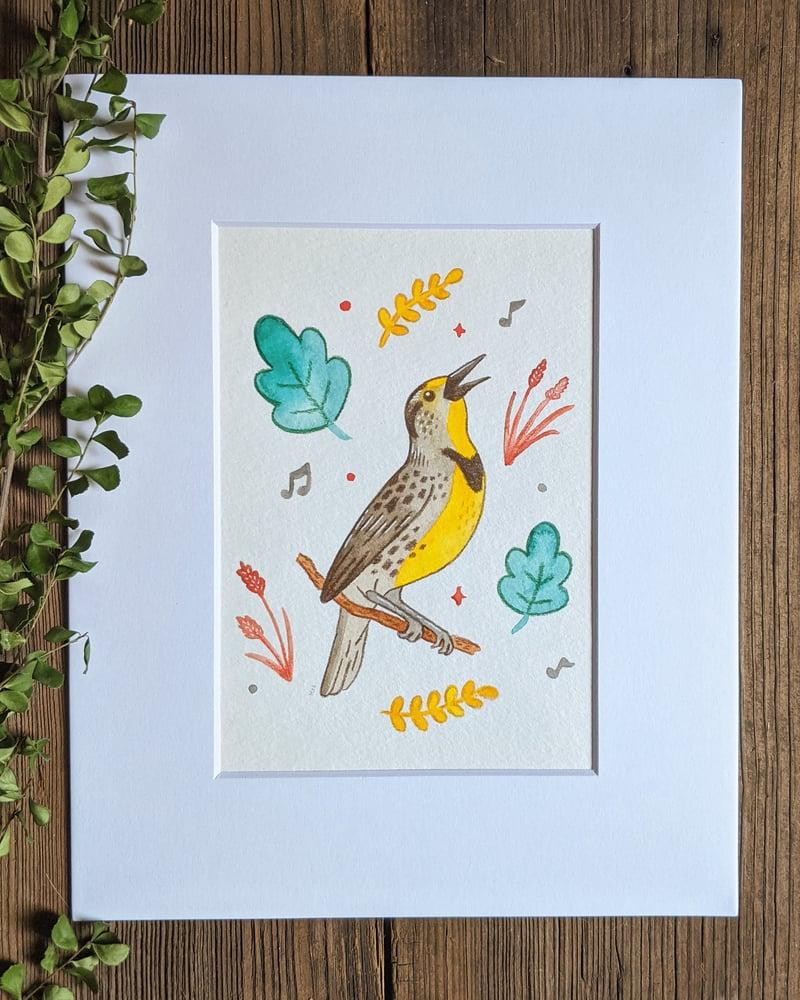 Image of Musical Meadowlark