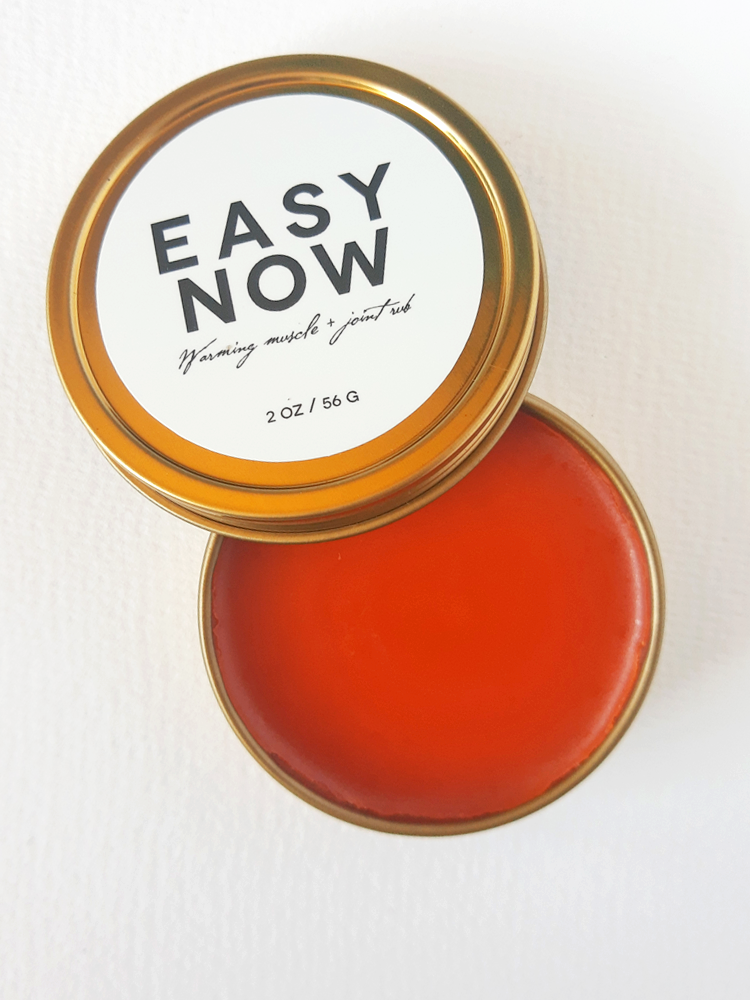 EASY NOW, Warming Muscle & Joint Rub