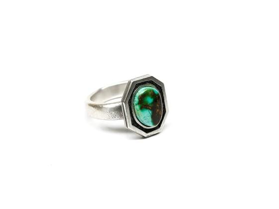 Image of Royston Turquoise Ring