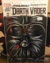 """""""VADER"""" Hand Painted Comic Cover"""