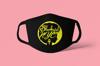 Black Girl NYC LOGO Face Mask Cover