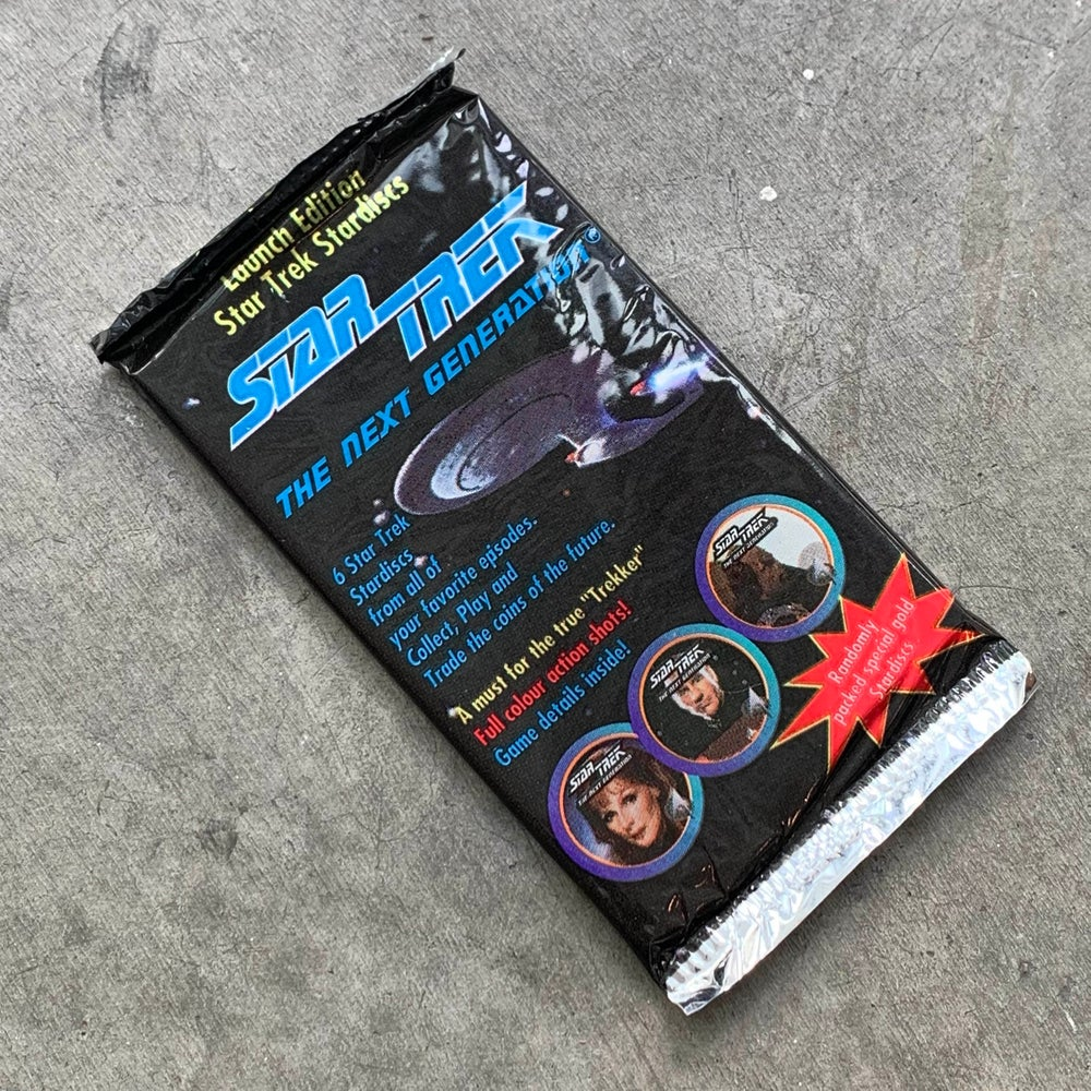 Image of Star Trek Stardiscs Pack