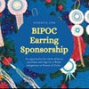 BIPOC Earring Sponsorship