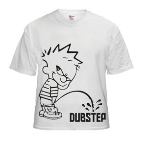 Image of Jokes Dubstep Tee