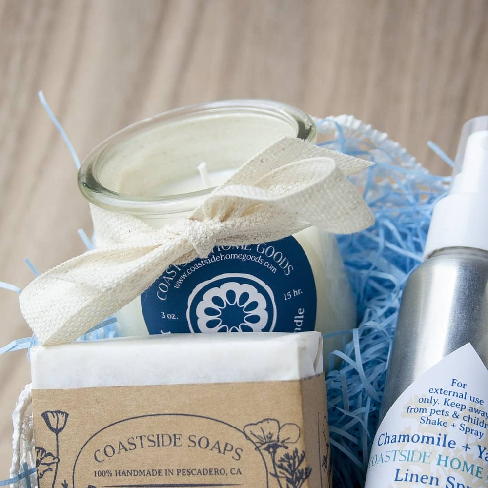 Image of Deluxe Spa Day Gift Set