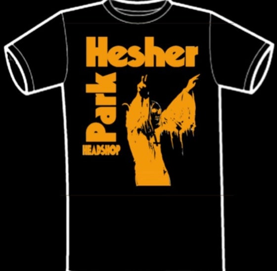 Image of OFFICIAL HEADSHOP SHOP SHIRT