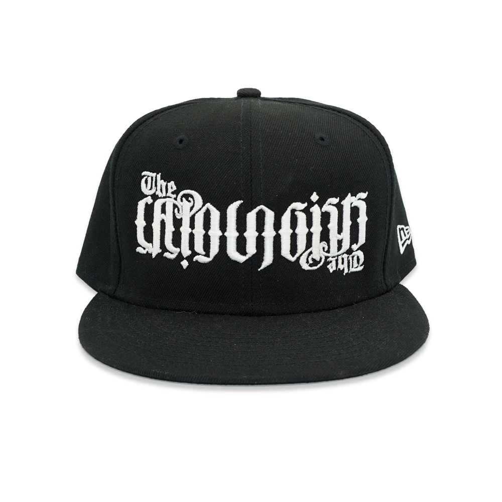 The Capologists Ambigram Custom 59FIFTY