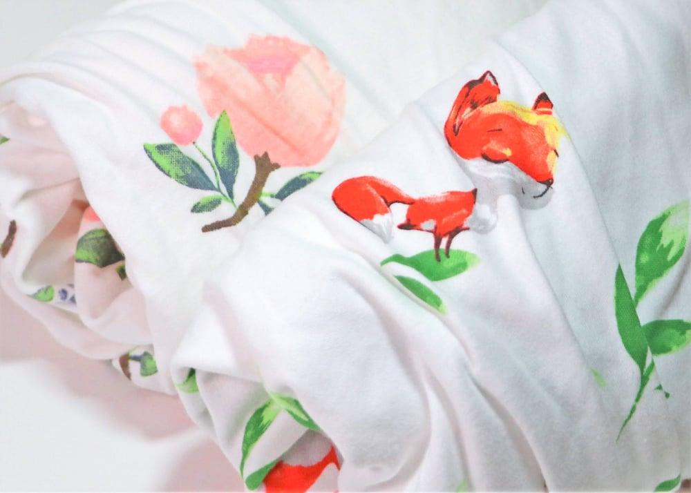 Snuggle Me Soft Crib Sheets