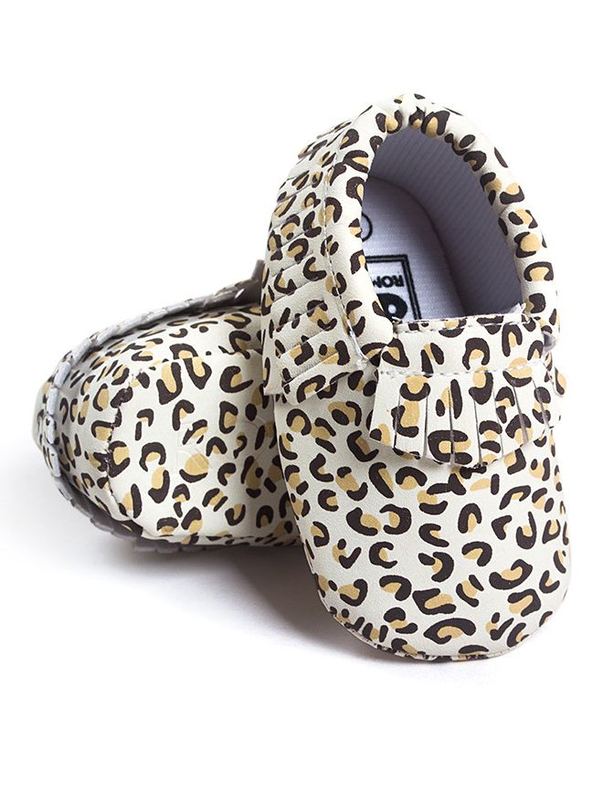 Your Such A Chee-TAH Crib Shoes