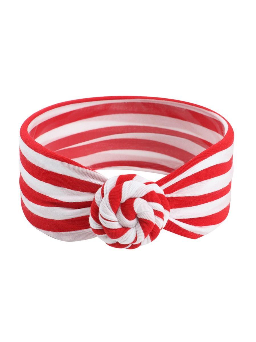 Valentina Striped Headband