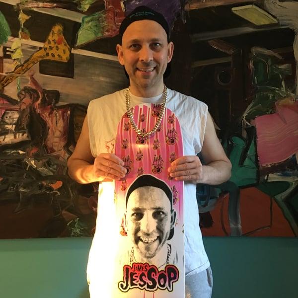 "Image of 9"" Street Bomber - Jessop 5 years on Horrific Pro Model"