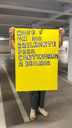 Image of HOJE É UM DIA BRILHANTE