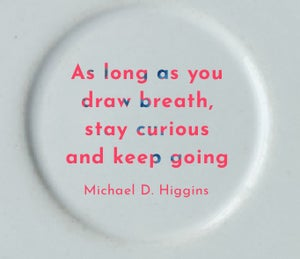 Image of Michael D quote (ref. 55)