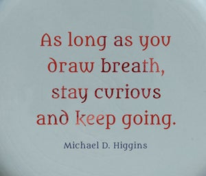 Image of Michael D quote (ref. 140)