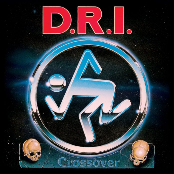"""D.R.I. """"Crossover"""" LP"""