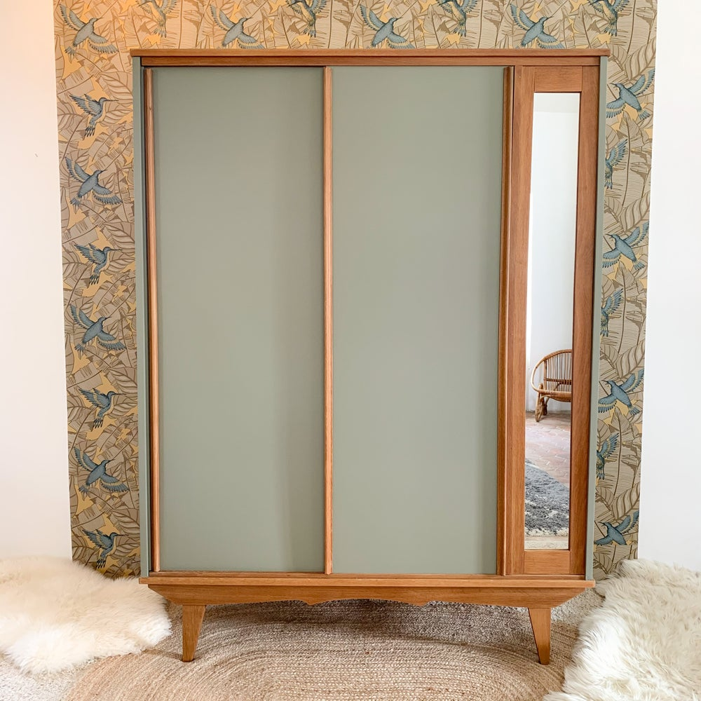Image of VENDUE/SOLD OUT Armoire Colibris