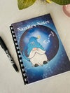 Zodiac Gnome Note book