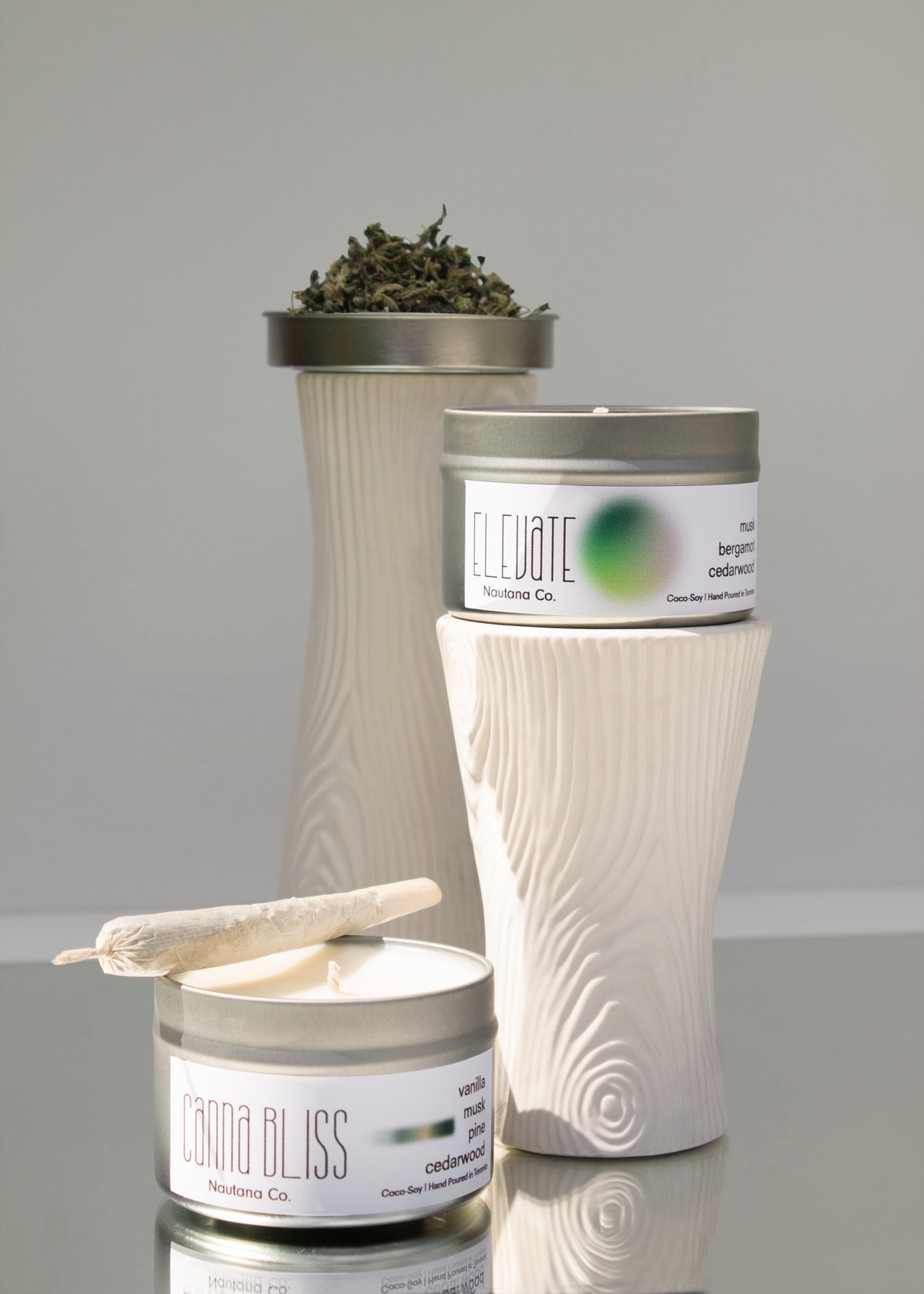 Image of Elevate Collection - 420 Inspired Candles