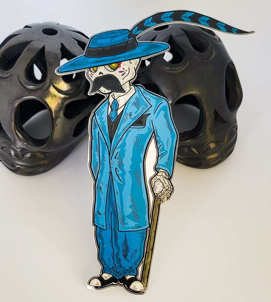 Image of Zootsuit Sticker Pack