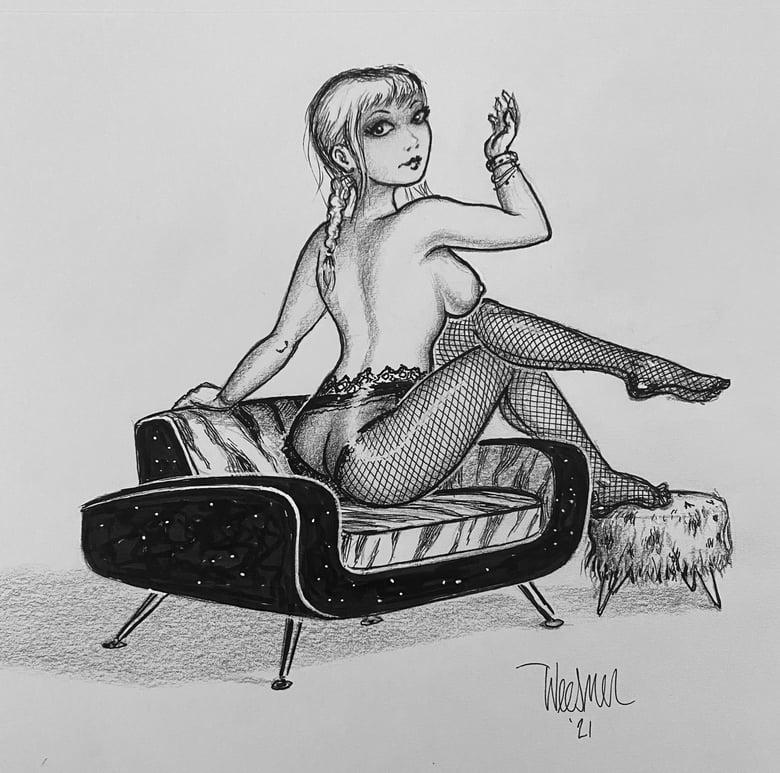 Image of Zebra Seat