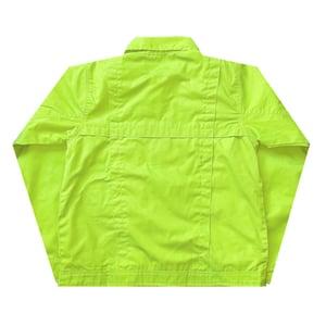 Image of Formula Cargo Jacket (Lime)