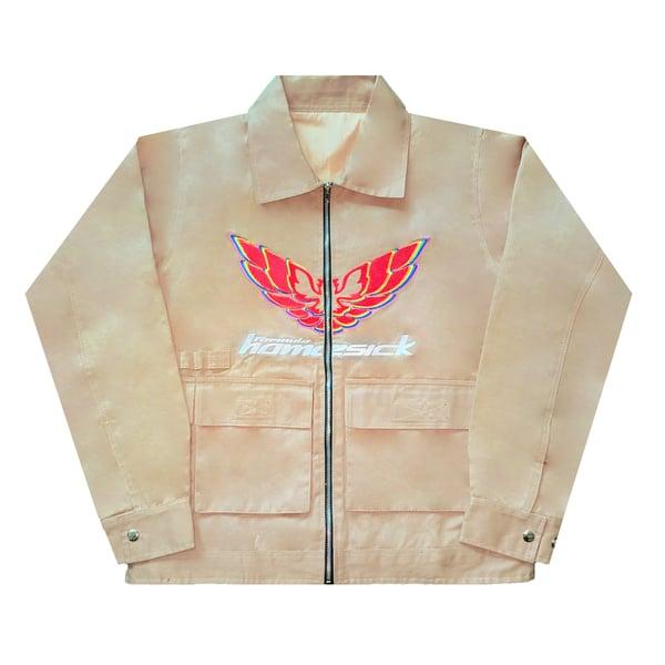 Image of Formula Cargo Jacket (Tan)