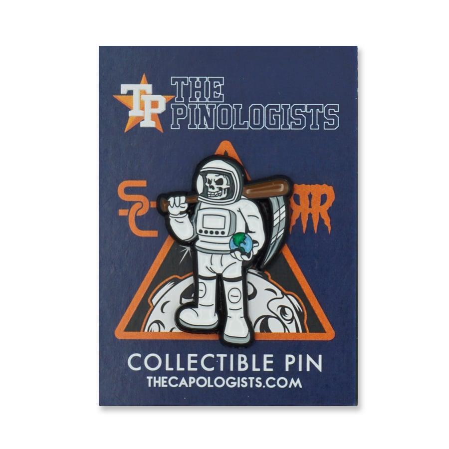 MoonReaper Ender Soft Enamel Pin