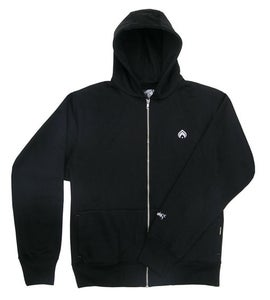 Image of Burn Crew Plain Zip Hood